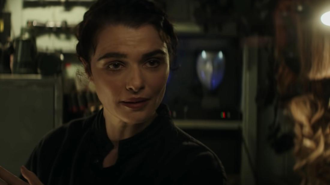 """Rachel Weisz als Melina Vostokoff im """"Black Widow""""-Trailer"""