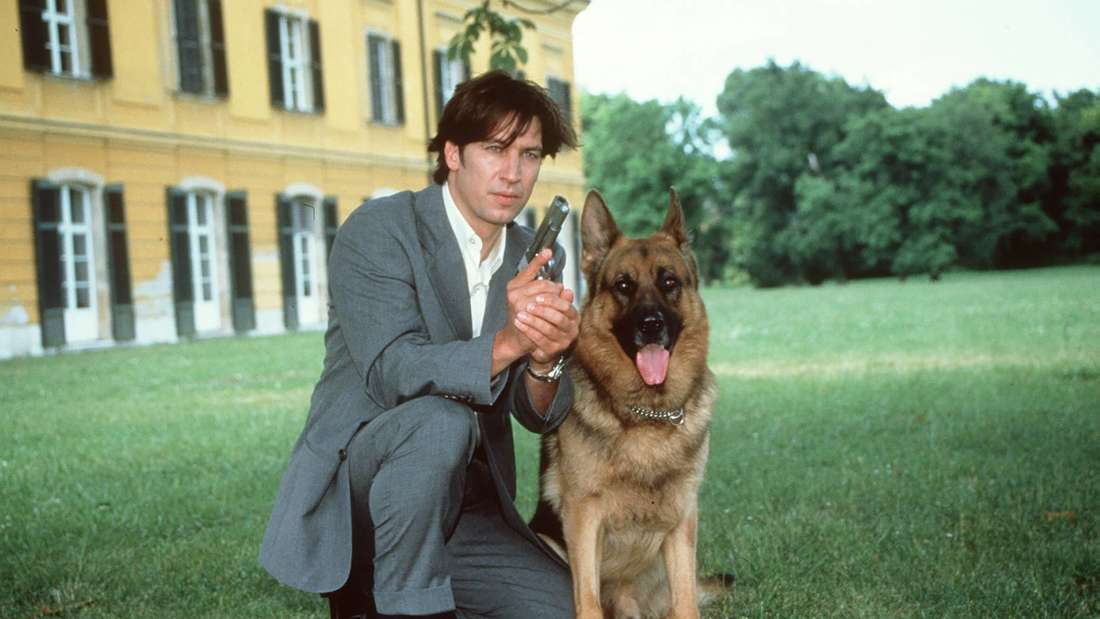Kommissar Rex und sein menschlicher Partner