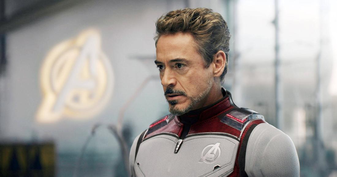"""Robert Downey Jr. in """"Avengers: Endgame"""""""