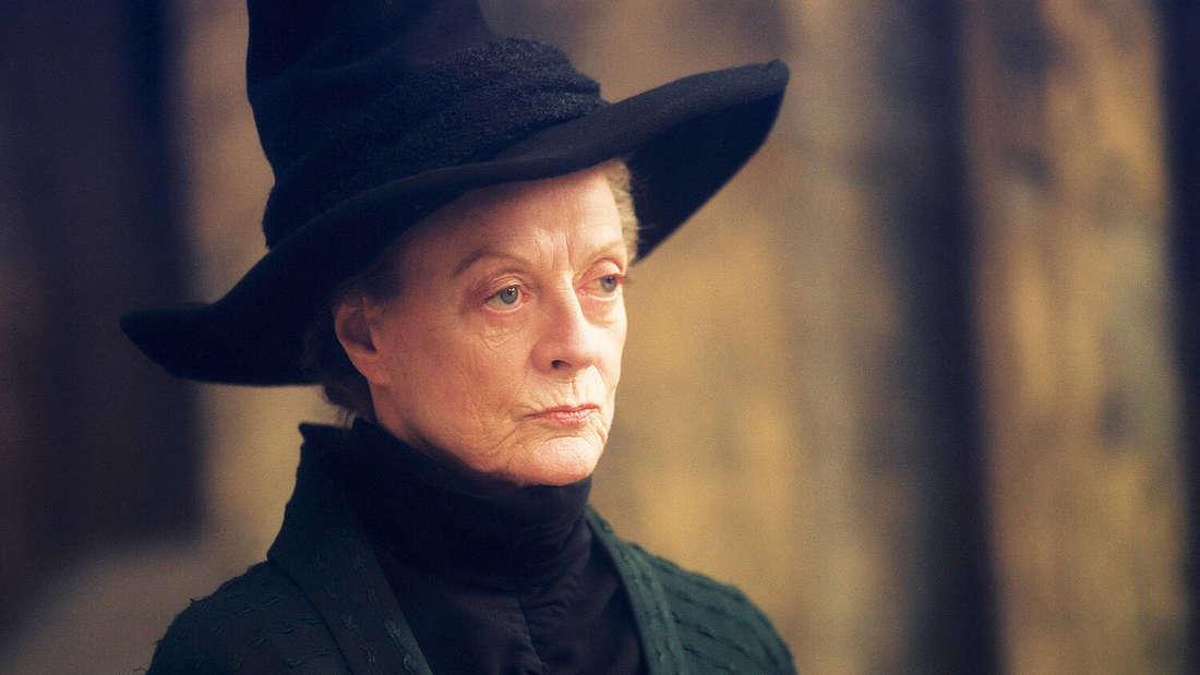 """Maggie Smith in """"Harry Potter und der Gefangene von Askaban"""""""