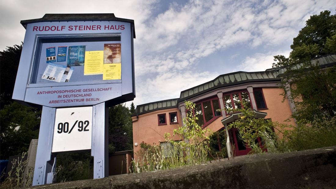 Rudolf-Steiner-Haus, das Arbeitszentrum der Anthroposophischen Gesellschaft in Berlin.
